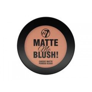 Matte My Blush Going Out medium W7