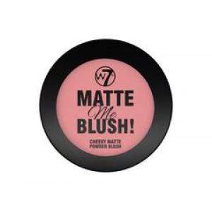 Matte My Blush On The Edge medium W7