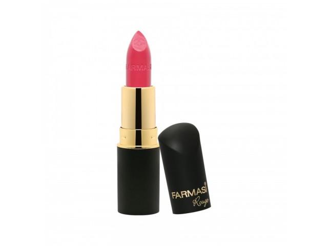 Rouge Lipstick - 10 Coral Cream FARMASI
