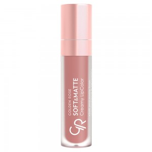 Soft & Matte Creamy LipColor 104 GOLDEN ROSE