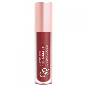 Soft & Matte Creamy LipColor 115 GOLDEN ROSE