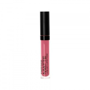 Matte Liquid Lipstick - 02 Pink Club Farmasi