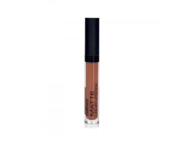 Matte Liquid Lipstick - 08 Sunset Breeze Farmasi