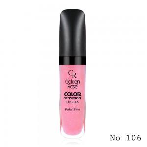 Color Sensation Lipgloss Golden Rose 106