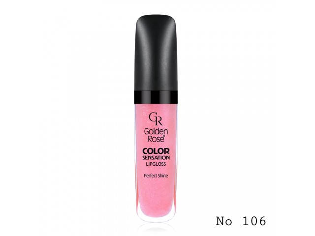 Color Sensation Lipgloss Golden Rose 106