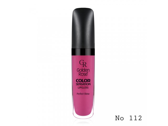 Color Sensation Lipgloss Golden Rose  112