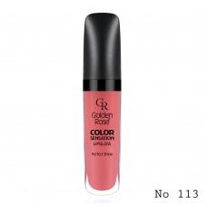 Color Sensation Lipgloss GR 113