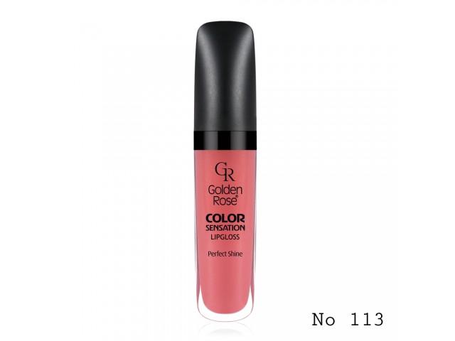 Color Sensation Lipgloss Golden Rose 113