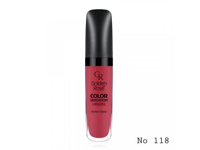 Color Sensation Lipgloss   Golden Rose118