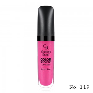 Color Sensation Lipgloss Golden Rose   119