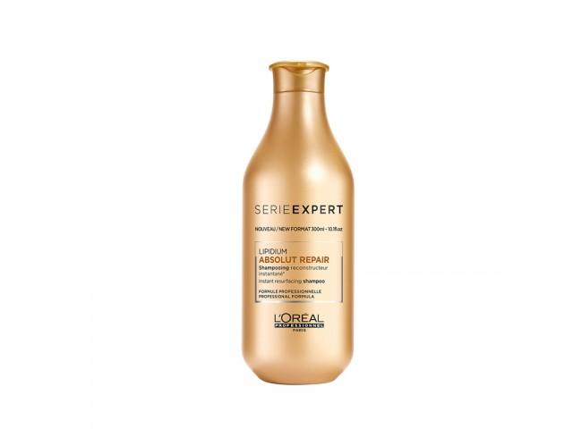Absolut Repair gold quinoa protein Shampoo 300ml Loreal Professionnel