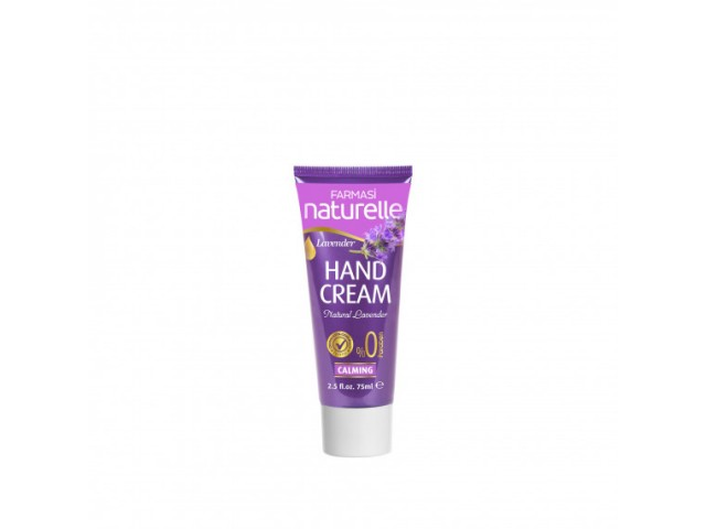 Naturelle Calming Lavender Hand Cream FARMASI