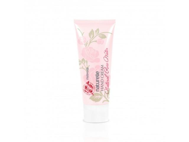 Naturelle Revitalizing Natural Rose Water Hand Cream FARMASI