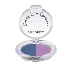 Σκιά Μονή beauty line NO 484 Μπλε Σκούρο - Μωβ
