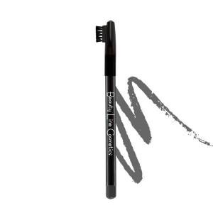 Μολύβι Φρυδιών BEAUTY LINE No 001 Γκρί Σκούρο